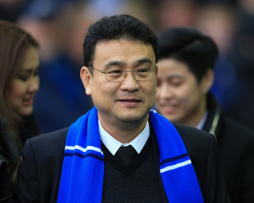 Dejphon Chansiri Sheffield Wednesday owner.