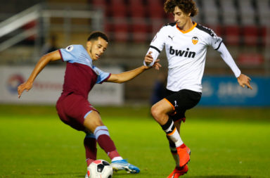 West Ham United v Valencia B - Premier League International Cup
