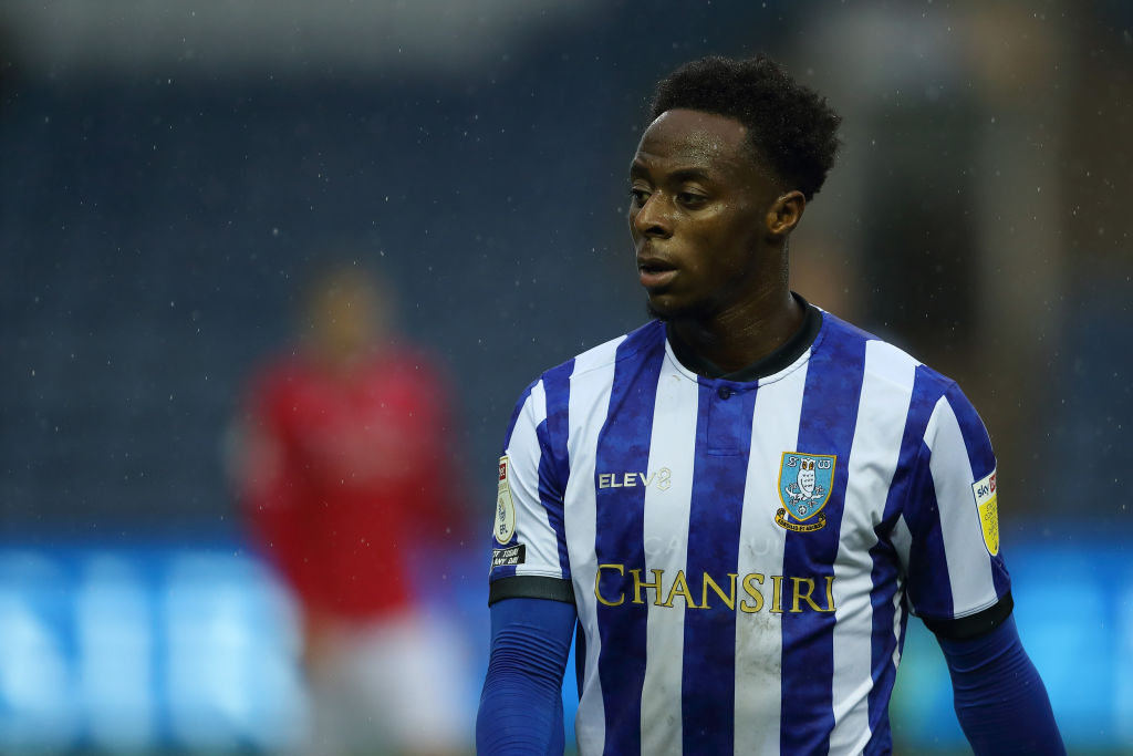 Moses Odubajo, Sheffield Wednesday v Queens Park Rangers - Sky Bet Championship