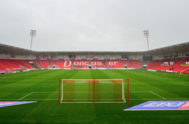 Doncaster Rovers v Lincoln City - Sky Bet League One