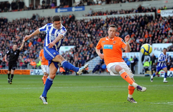 Blackpool v Sheffield Wednesday - FA Cup Fourth Round