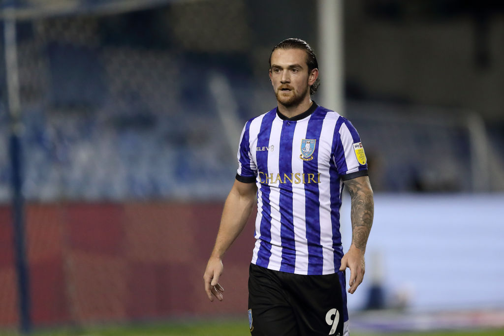Jack Marriott of Sheffield Wednesday.