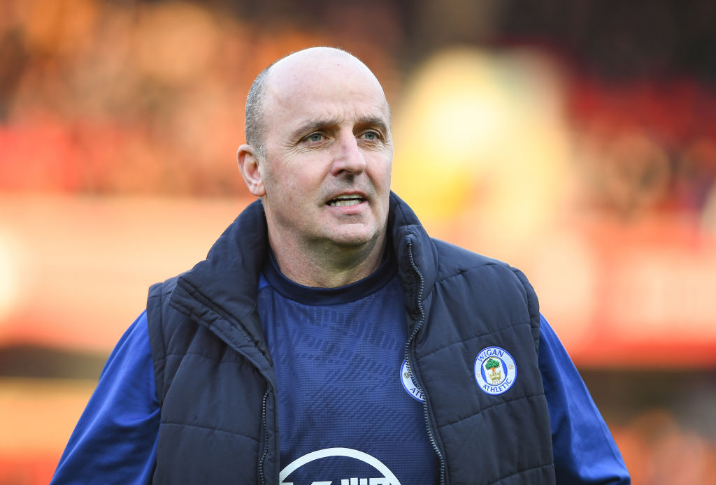 Paul Cook has reportedly applied for the Sheffield Wednesday job.