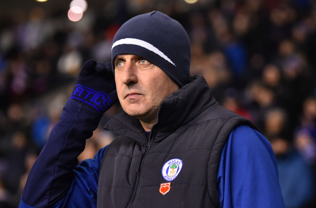 Paul Cook, Former manager of Wigan Athletic may be the next Sheffield Wednesday manager.