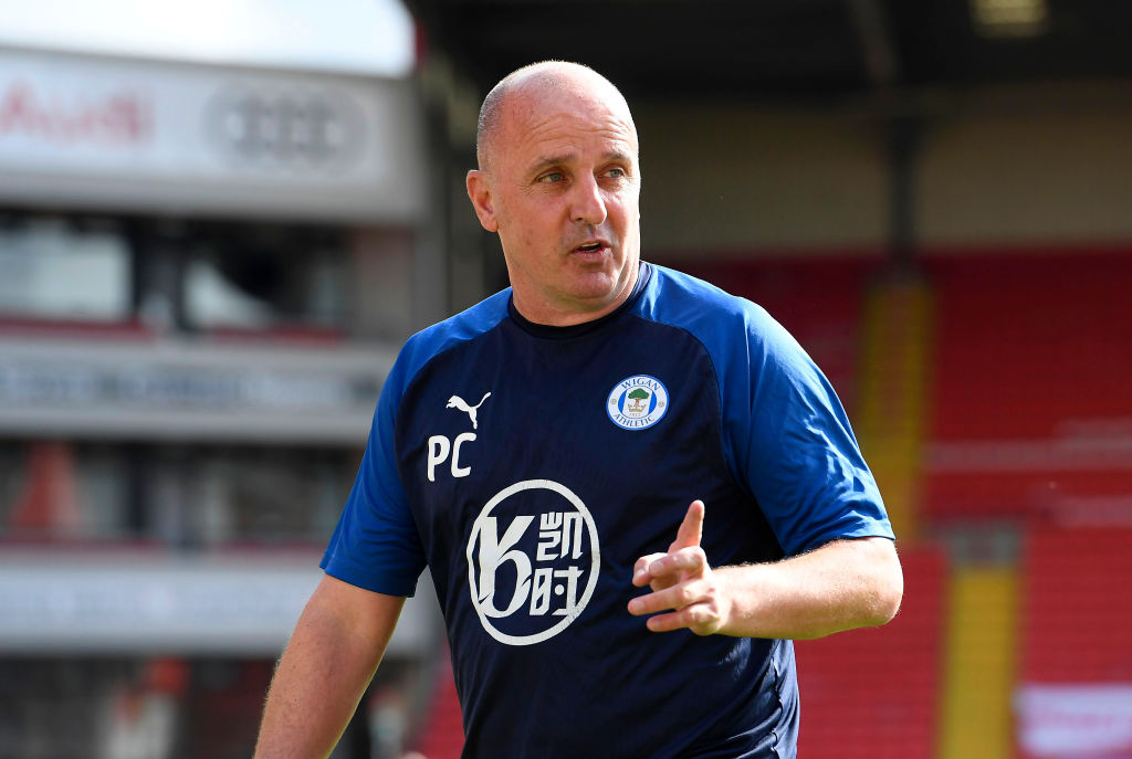 Paul Cook, Manager of Wigan Athletic has reportedly applied for the Sheffield Wednesday job.