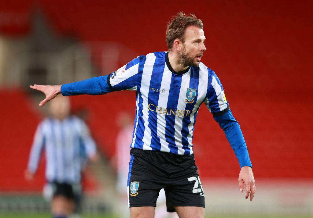 Sheffield Wednesday's Jordan Rhodes.