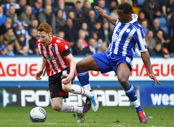 Sheffield Wednesday v Sheffield United - npower League One